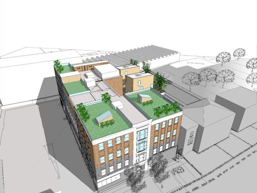 Mixed Use Development - Sanya Polescuk Architecture